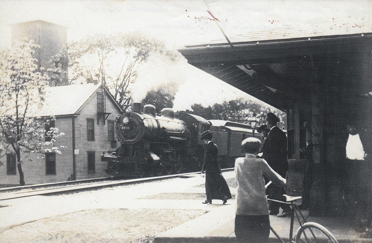 Cordaville Station