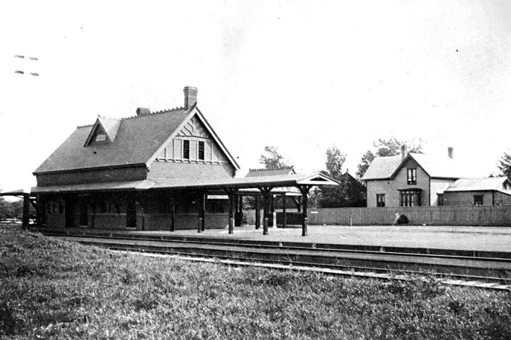 Southborough Station