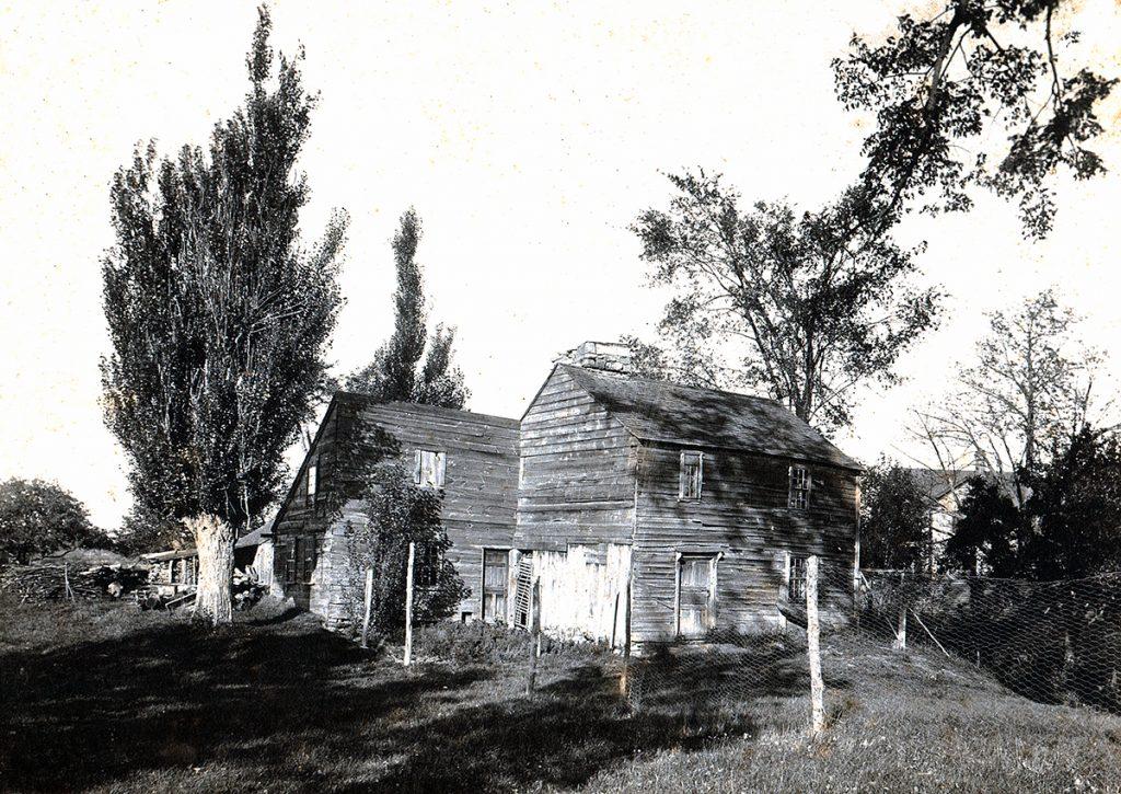 The Artemas Ward House
