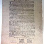 John Adams Proclamation