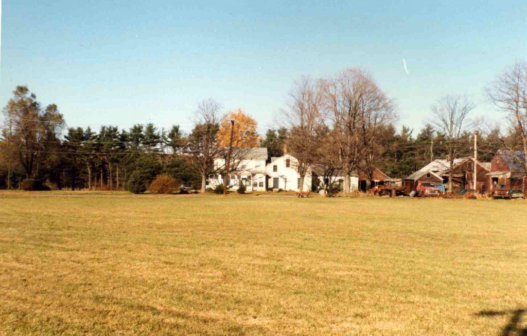 Johnson Farm, Ward Road, 1960s