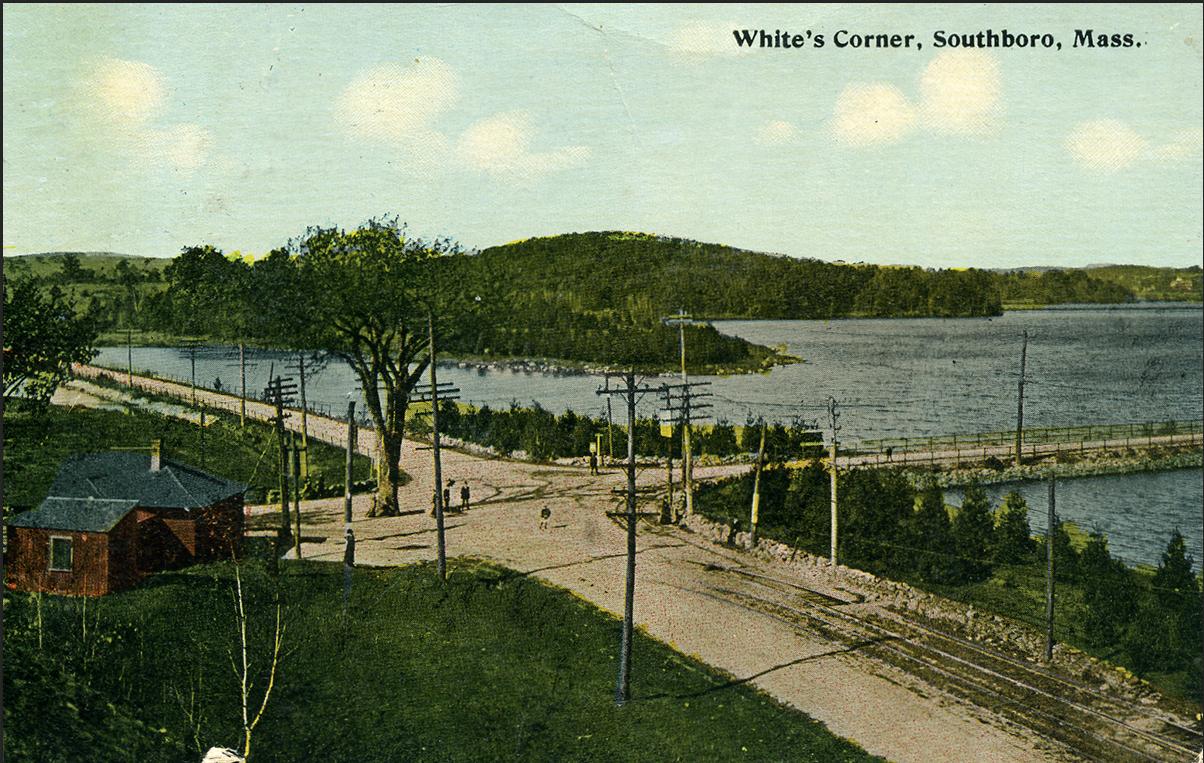 White's Corner 1906