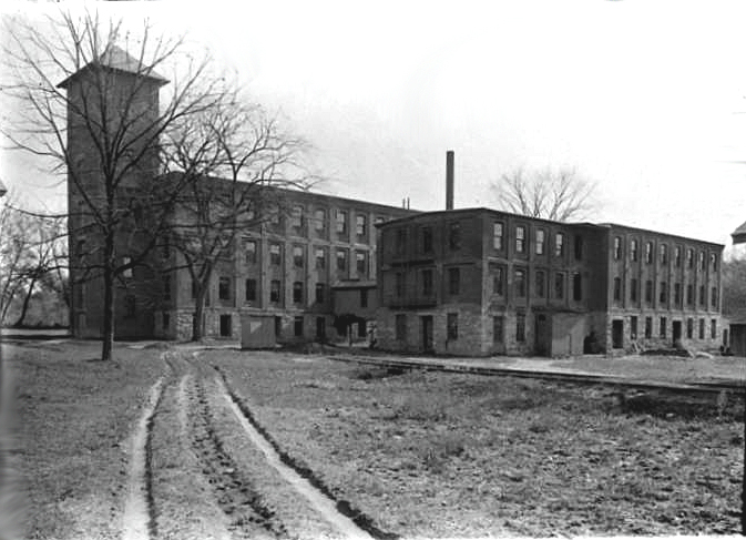 The Cordaville Woolen Mill looking southeast