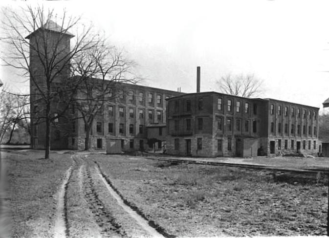 The Cordaville Woolen Mill looking southeast