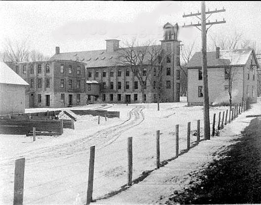 The Cordaville Mills