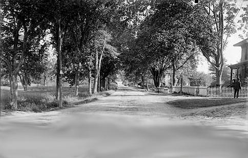 Main Street Cordaville
