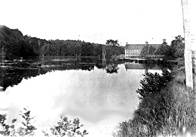The Mill Pond of Cordaville Mills