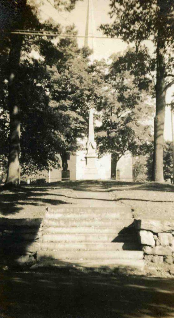 The Civil War Memorial