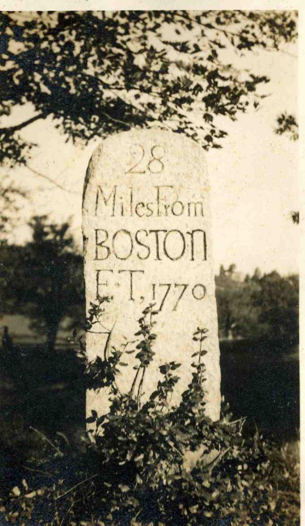 Post Monument