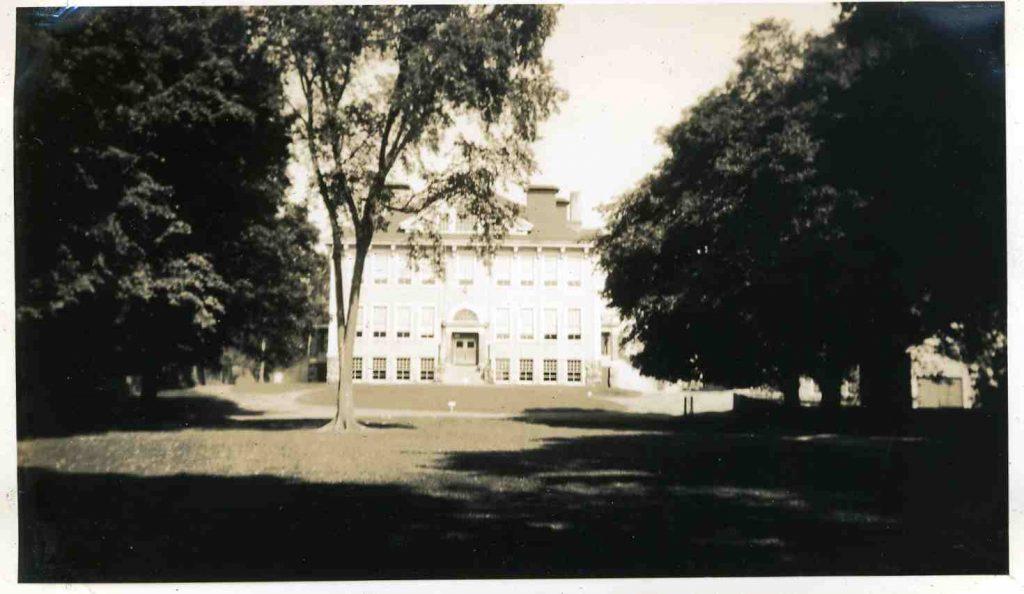 Old Peters High School