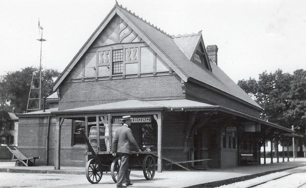 Southborough Station